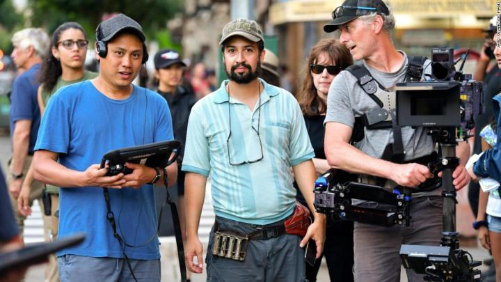 Jon M. Chu on diversity in Hollywood and new movie 'In the Heights' - CNN  Style