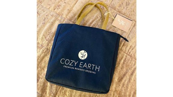 Cozy Earth Bamboo Sheet Set