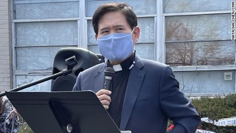 Pastor Byeong Cheol Han, of the Korean Central Presbyterian Church in Atlanta.