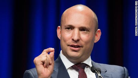 Naftali Bennett, of the right-wing Yamina party, is one of the political figures that Netanyahu needs to get on side.