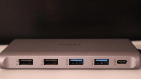Aukey 12-in-1 USB-C Hub