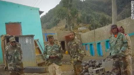 Eritrean troops disguised as Ethiopian soldiers block critical aid in Tigray