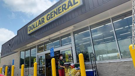 Nearly 1 in 3 new stores opening in the US is a Dollar General