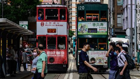More than 40% of expats in a new survey are thinking of leaving Hong Kong