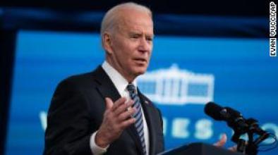 Biden & # 39; expressou seu apoio a um cessar-fogo & # 39;  em contato com o primeiro-ministro israelense, a Casa Branca diz