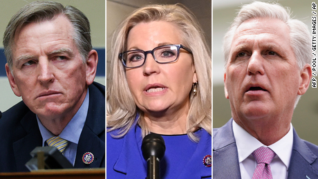 Takeaways from a day of congressional Republicans embracing Trump and downplaying the US Capitol riot