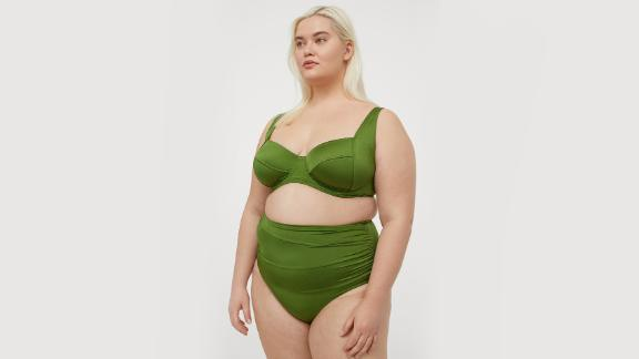 H&M+ High-Waist Bikini Bottom