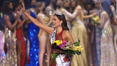 Miss Universe: Mexico's Andrea Meza crowned Miss Universe