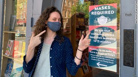 `` How to change immediately?  Small business owners react to lifting mask restrictions the Times of Israel