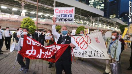 What could happen if the Tokyo Olympics get canceled?