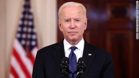 Biden condemns arrest of detained Belarusian dissident journalist