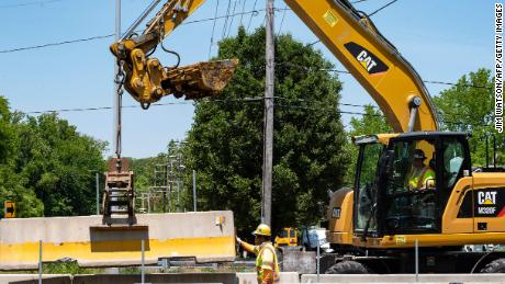 Here's what's in Biden's counteroffer on infrastructure