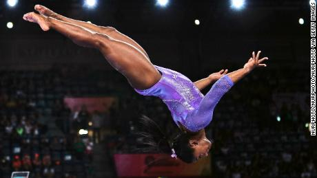 Simone Biles is teaching us how to excel despite setbacks (like the pandemic).  The new tricks he has unleashed from his Olympic golds help prove it
