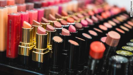 Lipstick sales are rebounding.