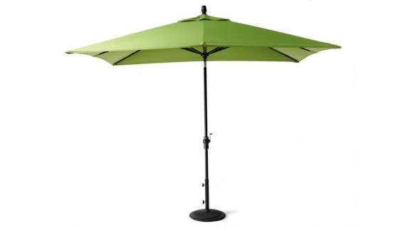 Rectangular Outdoor Market Umbrella
