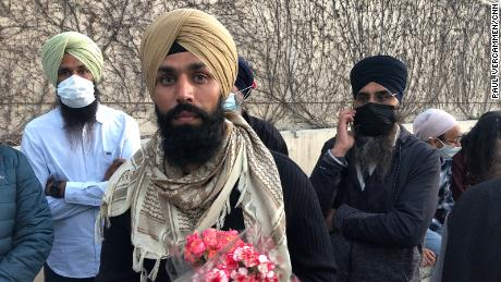 Karman Singh lost his big brother in the mass shooting