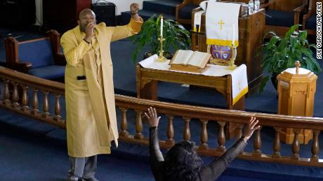 Pastor: 'There are basil in this country'