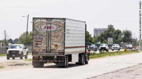 What the JBS cyberattack means for meat supply