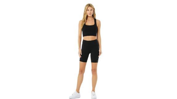 Alo Yoga High-Waist Biker Short