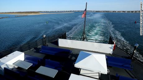 Martha's Vineyard ferry disrupted by ransomware attack