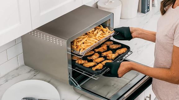 Refurbished Ninja Foodi 10-in-1 XL Pro Air Fryer and Toaster Oven