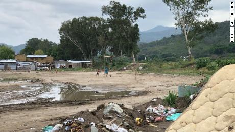 Twin category 4 hurricanes decimated parts of Honduras.