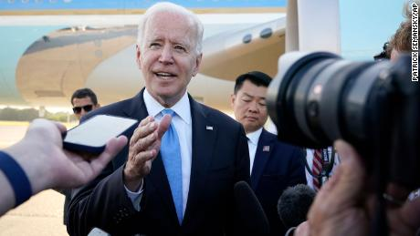 Trump deserves credit for the policies Biden is pursuing on foreign policy