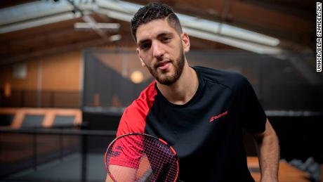 Years after making the difficult choice to leave his home, Aram Mahmoud is now one of 29 refugee athletes that will compete at the 2020 Olympic Games under the Olympic flag.