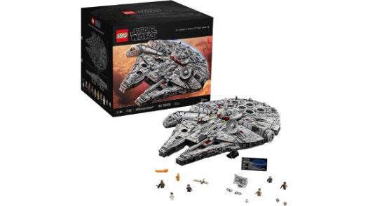 Lego 'Star Wars' Ultimate Millennium Falcon