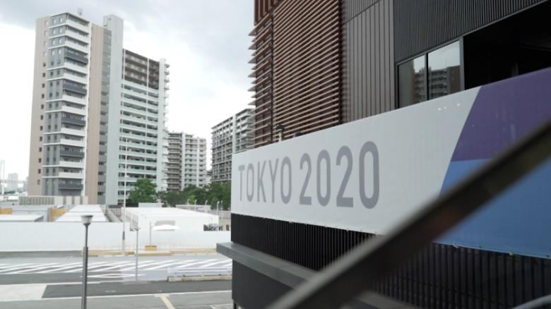 See where Olympians will eat, sleep and relax in Tokyo