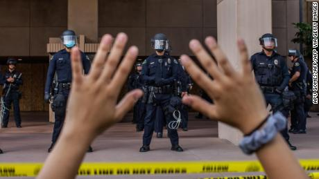 Congress only having a 'framework' for police reform is unacceptable