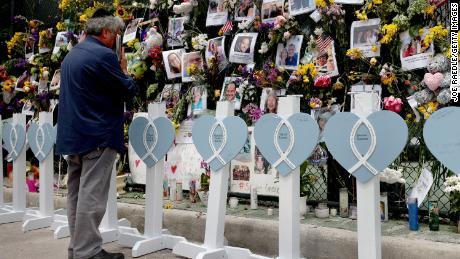 A son's unanswered text message, two sisters buried together, a newlywed couple and a 60-year-old love story: What we know about the collapse victims