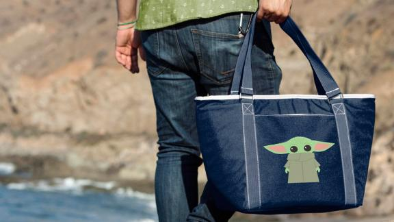 The Child Cooler Tote — Star Wars: The Mandalorian