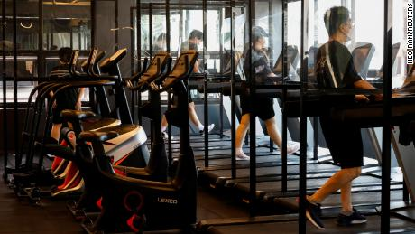 South Korean capital bans fast workout music in gyms as Covid measure
