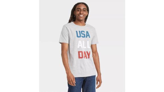 Men's USA All Day T-Shirt