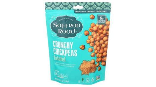 Saffron Road Falafel Crunchy Chickpeas