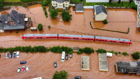 Live updates: Deadly flooding in Europe