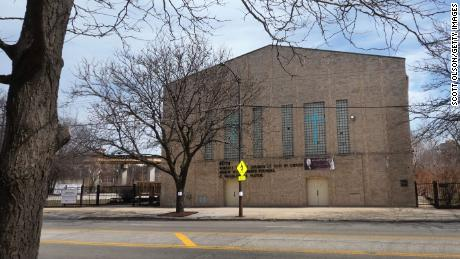 Roberts Temple Church of God in Christ, located in Chicago, is the site of the 1955 funeral of Emmett Till. The service was a turning point in the civil rights movement.
