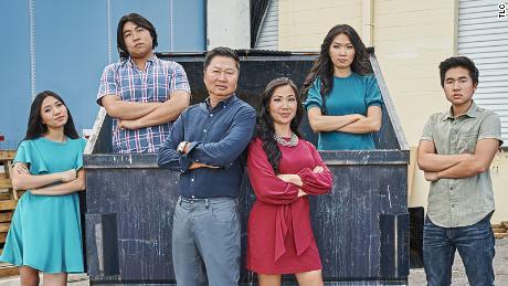 The Tran family from TLC's 'So Freakin' Cheap.'