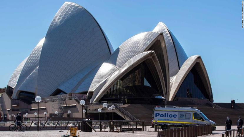 Australia once reveled in being the 'lucky co…