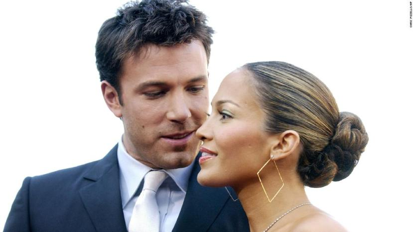 Looks like Jennifer Lopez and Ben Affleck have mad…