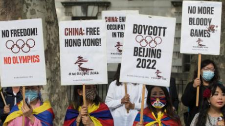 Why a boycott of the Beijing Winter Olympics could backfire