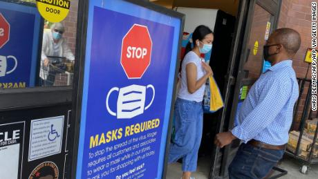 New science leads to another CDC update on masks. Even for the vaccinated.
