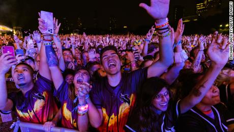 With stricter rules, Chicago hopes Lollapalooza will be remembered for great music, not Covid-19 cases