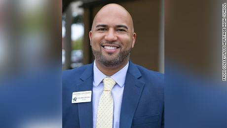 This Texas high school principal was placed on administrative leave after being accused of promoting critical race theory