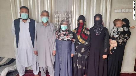 Tuhan and her family have lived in Afghanistan for decades.