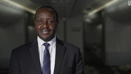 Kenya Airways CEO Allan Kilavuka.