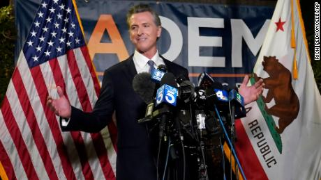 A big win for Gavin Newsom, but a bigger defeat for the GOP