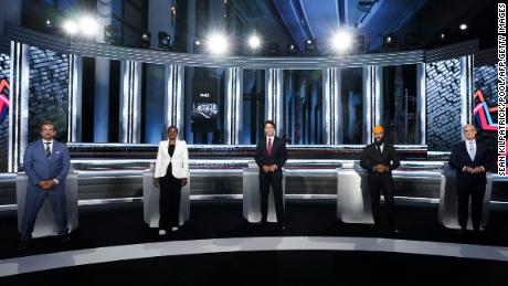 Canada's cliffhanger elections are heating up.  Some fear American-style political polarization