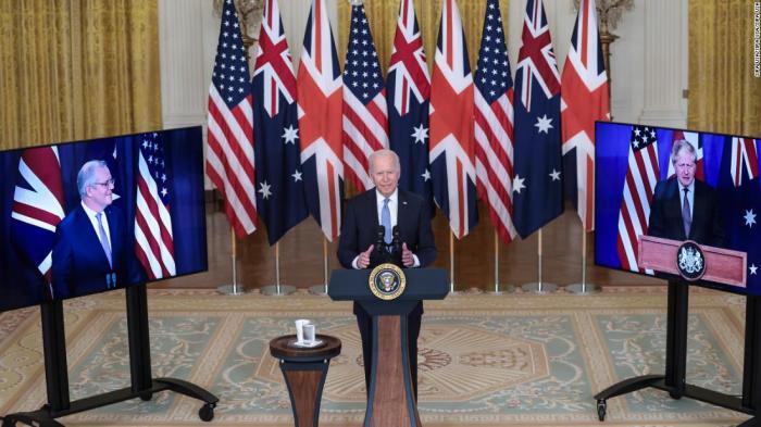 Australia's decades-long balancing act between the US and China is over. It chose Washington